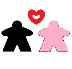 Símbolo Jugando en pareja