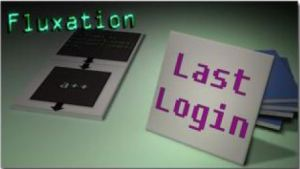 fluxation last login