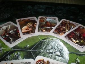 Drako cartas (enanos)