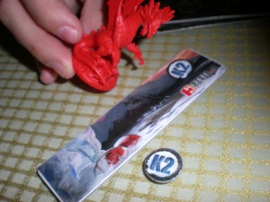 El dragón se enamora también de la publicidad