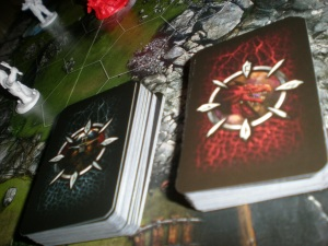 Las cartas de Drako (reversos)