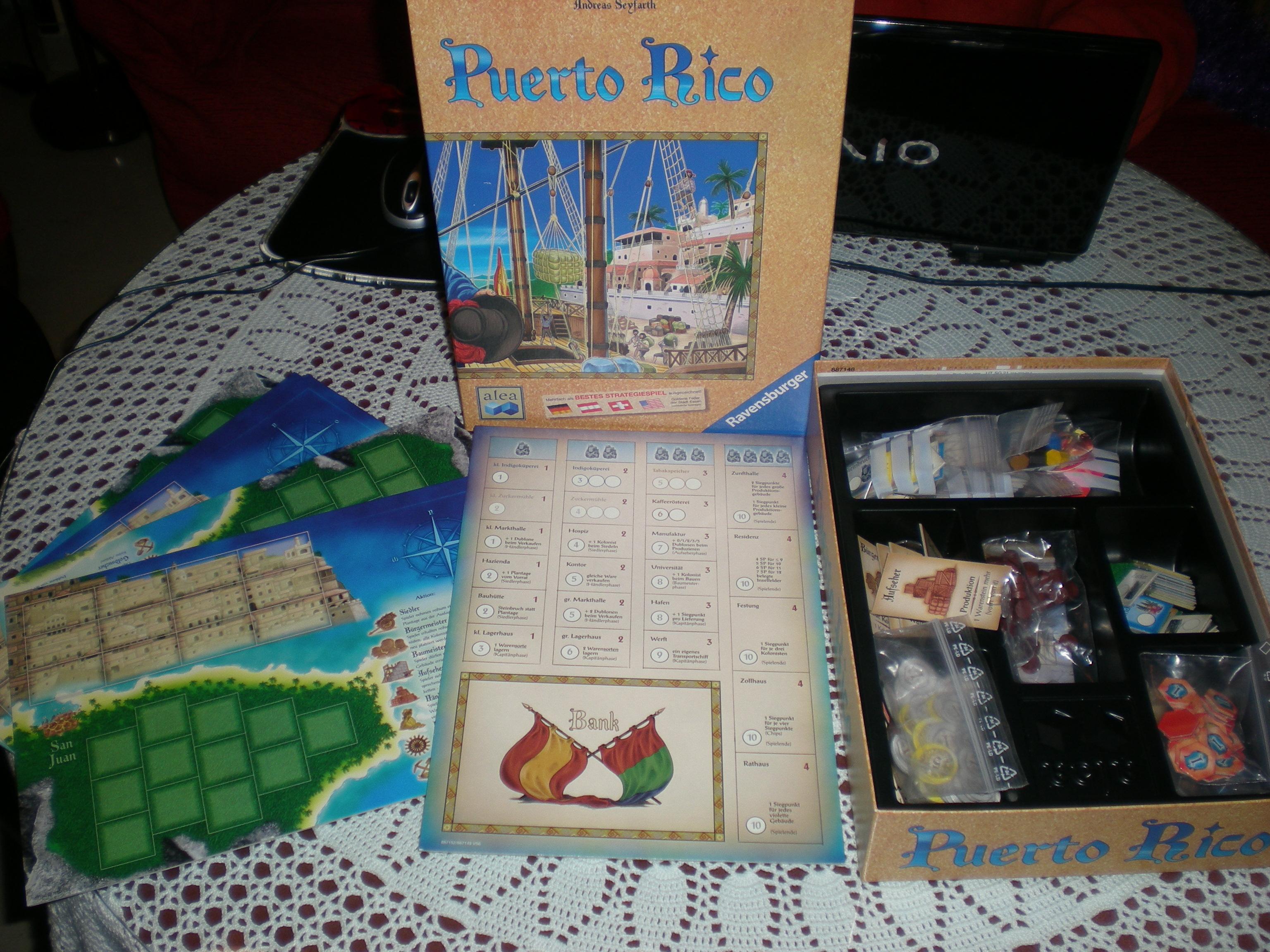 tu pueblo y dem s juegos de mesa puerto rico