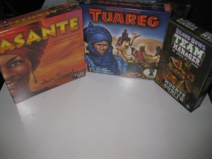 Tuarge, Asante y Blood Bowl Team Manager