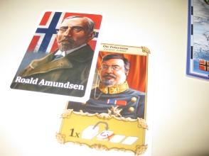 Ese mecenas to' guapo ayudando a Amundsen