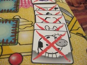 Cartas de prohibición de animales