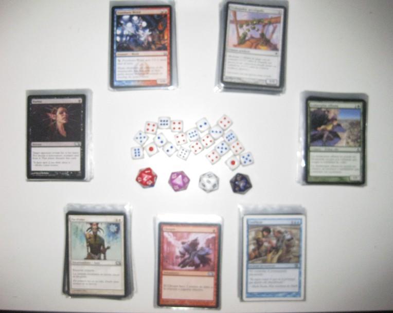 Nuestro propio cubo. Estos son los componentes.