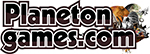 Logo planeton Games