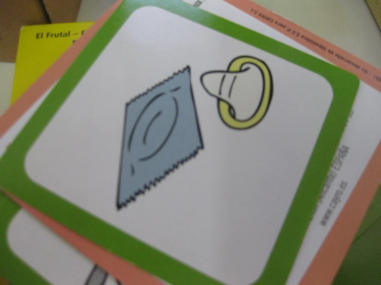 carta preservativo