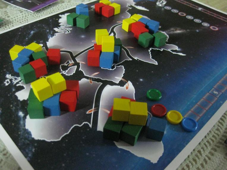 La Gran invasión invasores