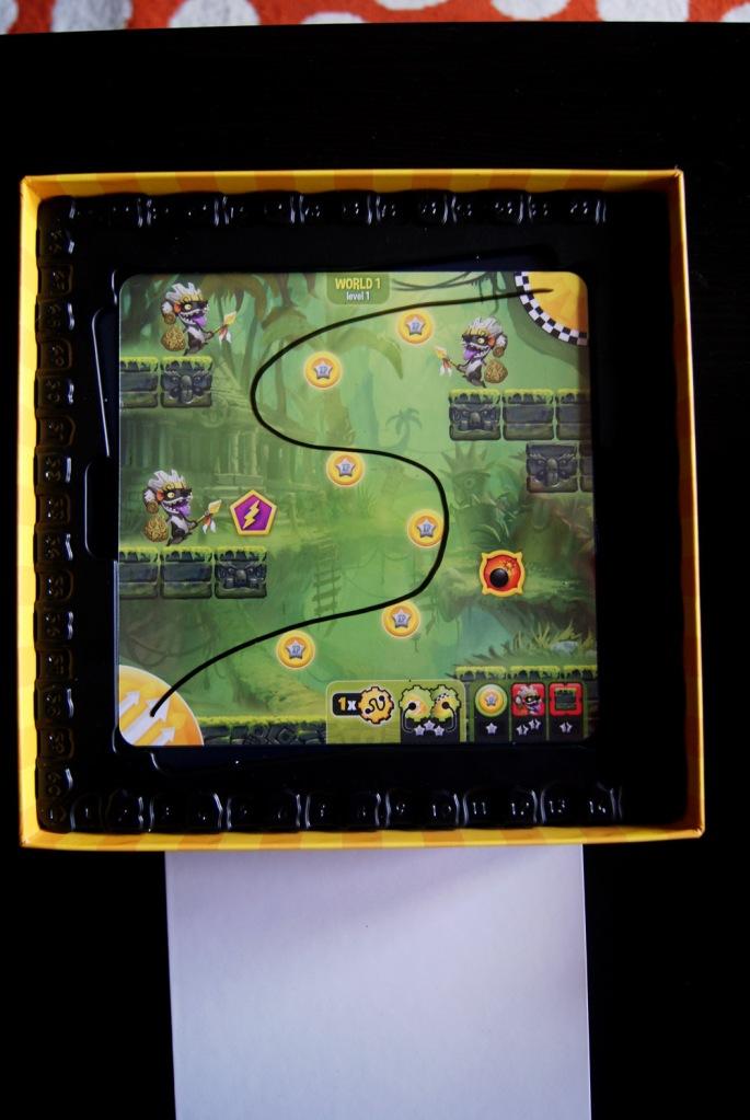 Ejemplo partida 2 Loony Quest