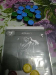 Aranel, el recolector