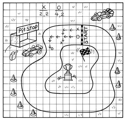 Cuatro Juegos Con Papel Y Lapiz Y Un Dado Jugando En Pareja