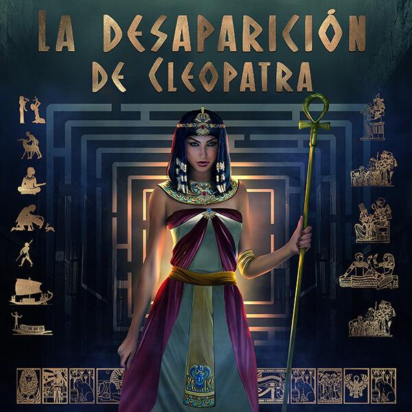 la desaparicion de cleopatra - 01